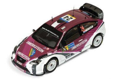 1:43 Ford Focus WRC 07 | Van Merksteijn – Berkhof | RallyRACC Catalunya – Costa Daurada 2008